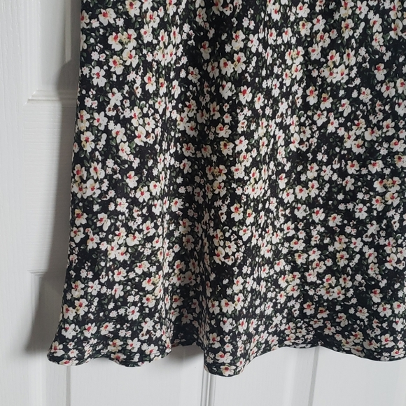 Nordstrom Midi/maxi floral skirt